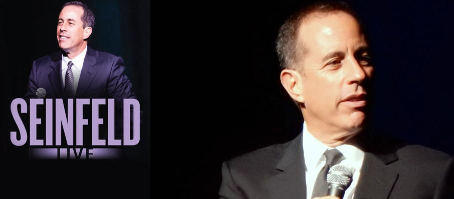 Jerry Seinfeld at Devos Performance Hall