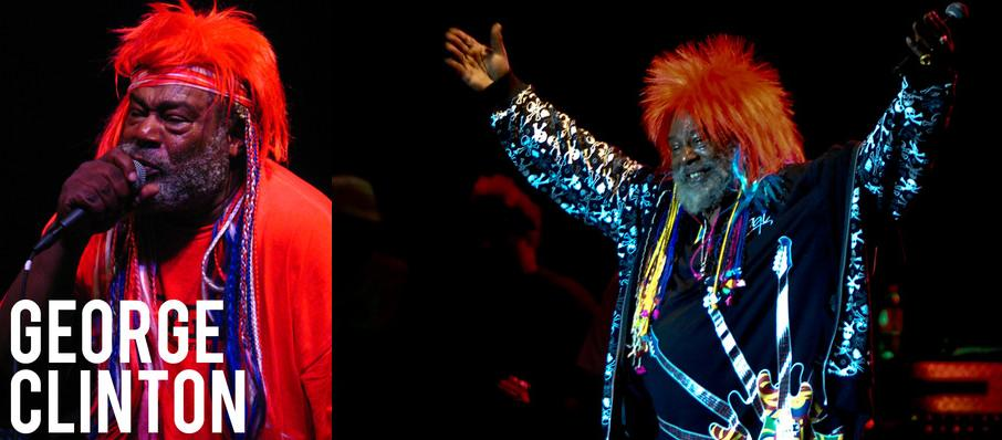 George Clinton at 20 Monroe Live