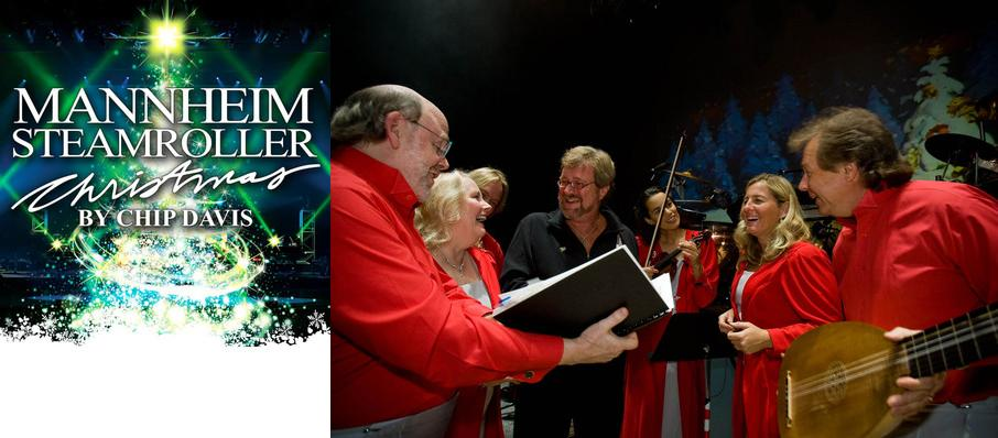 Mannheim Steamroller at Devos Performance Hall
