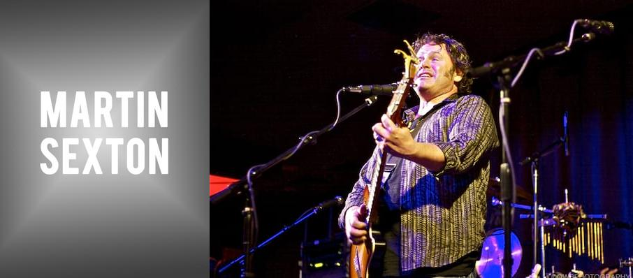Martin Sexton at Wealthy Theatre