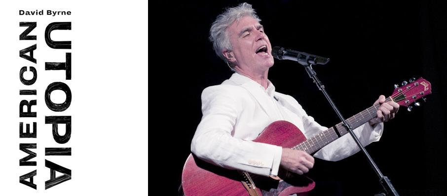 David Byrne at Devos Performance Hall