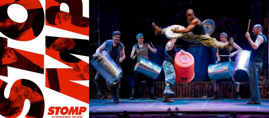 Stomp at Devos Performance Hall