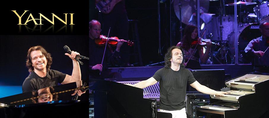 Yanni at Devos Performance Hall