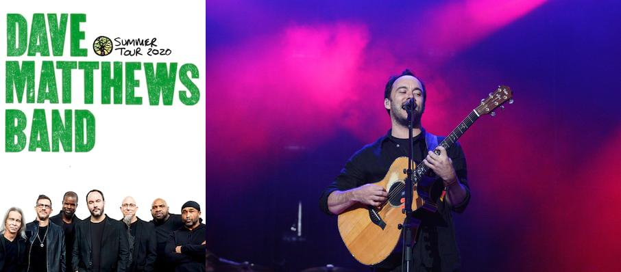 Dave Matthews Band at Van Andel Arena