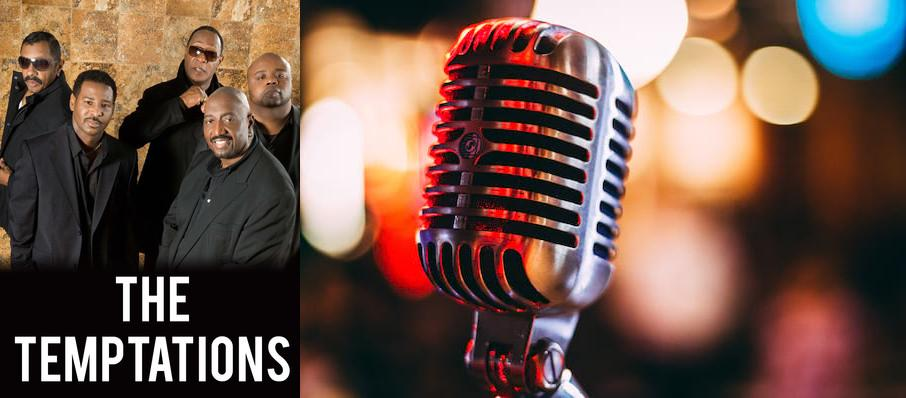 The Temptations at Frederik Meijer Gardens