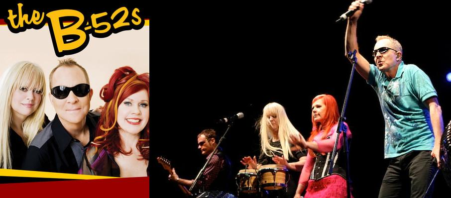 The B-52s at Frederik Meijer Gardens