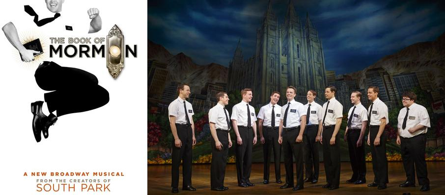 The Book of Mormon at Devos Performance Hall