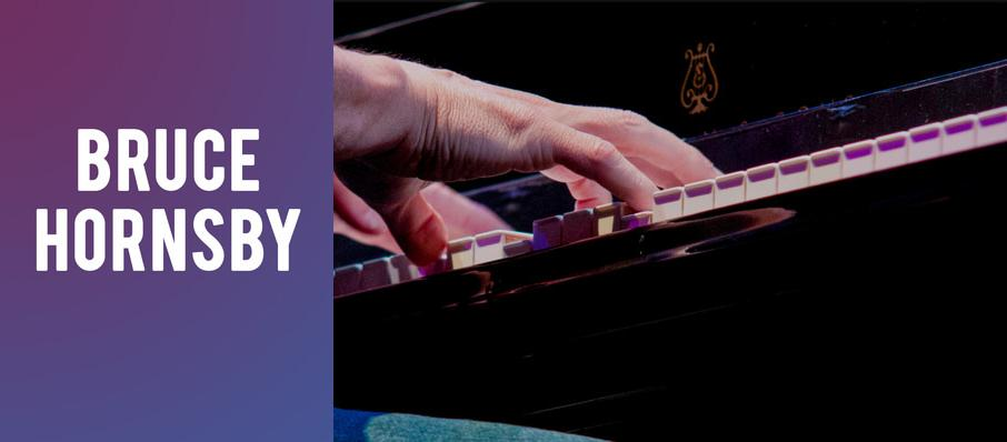 Bruce Hornsby And The Noisemakers at Forest Hills Fine Arts Center