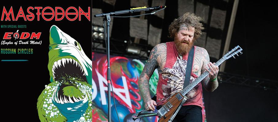 Mastodon at 20 Monroe Live