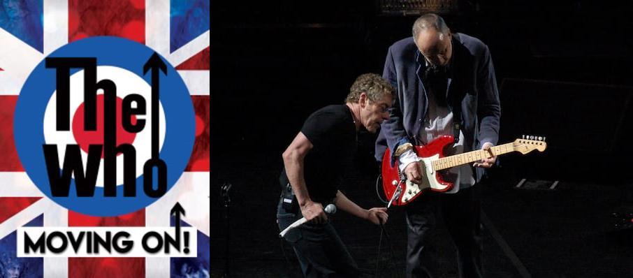 The Who at Van Andel Arena