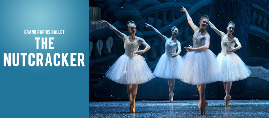 Grand Rapids Ballet - The Nutcracker at Devos Performance Hall