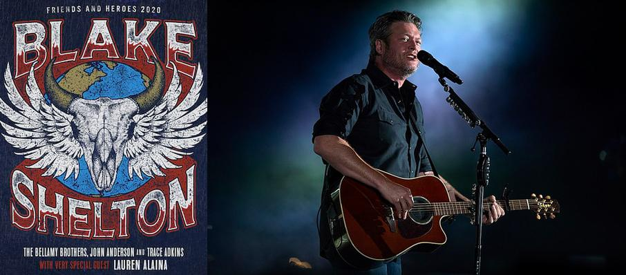 Blake Shelton at Van Andel Arena
