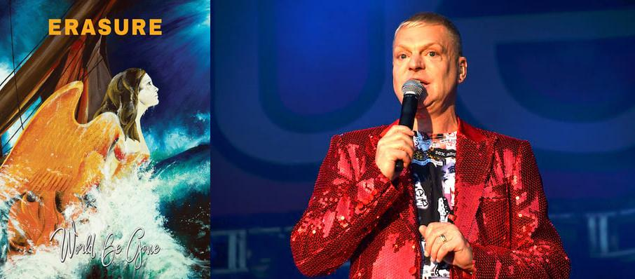 Erasure at 20 Monroe Live