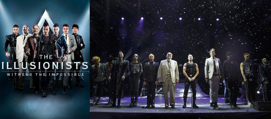 The Illusionists at Devos Performance Hall