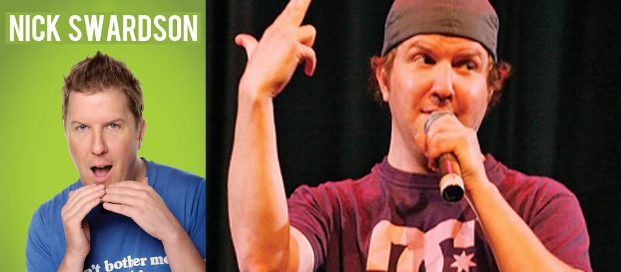 Nick Swardson at 20 Monroe Live