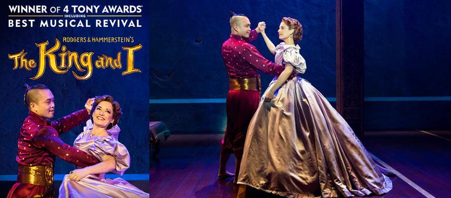 Rodgers & Hammerstein's The King and I at Devos Performance Hall