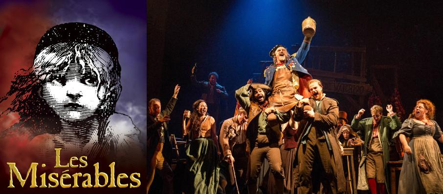 Les Miserables at Devos Performance Hall