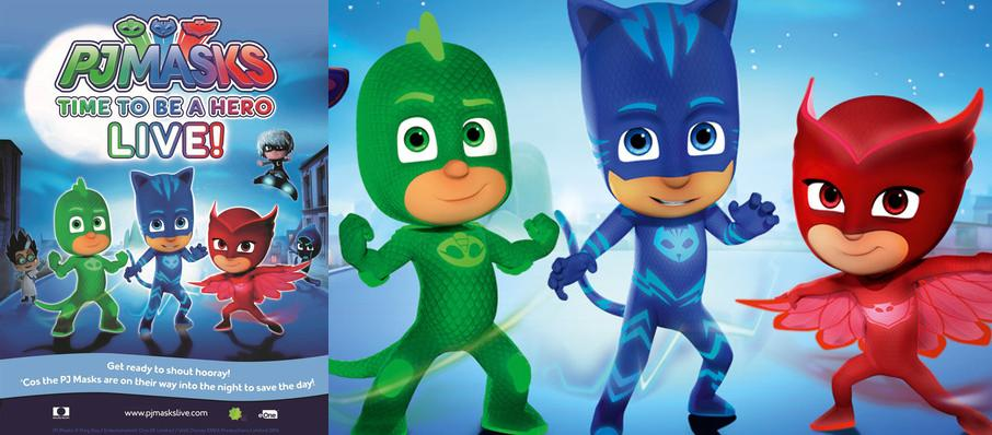 PJ Masks Live! Time To Be A Hero at Devos Performance Hall