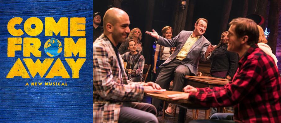 Come From Away at Devos Performance Hall