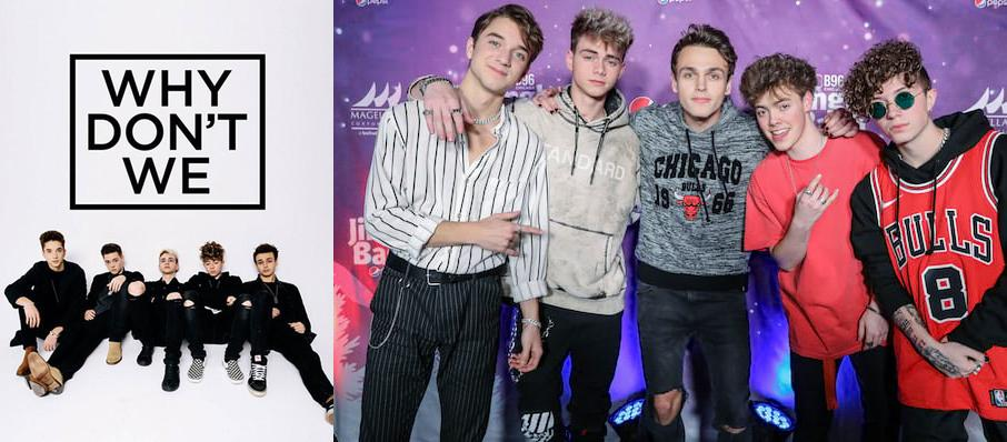 Why Don't We at Devos Performance Hall