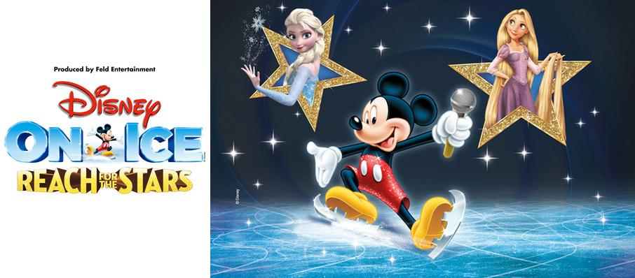 Disney On Ice: Reach For The Stars at Van Andel Arena