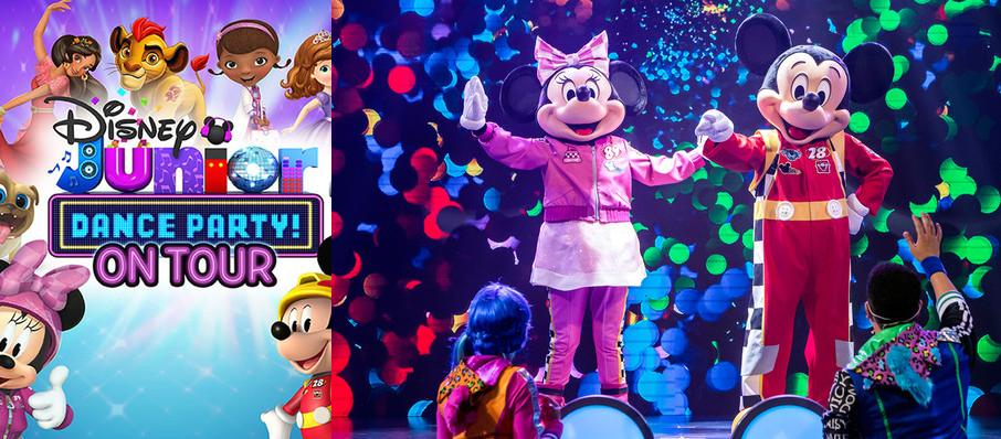 Disney Junior Live: Dance Party at Devos Performance Hall