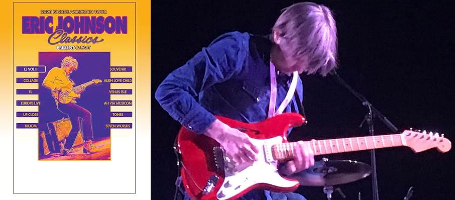 Eric Johnson at Intersection