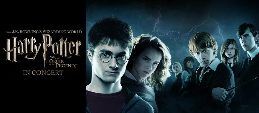 Harry Potter and the Order of the Phoenix in Concert at Devos Performance Hall