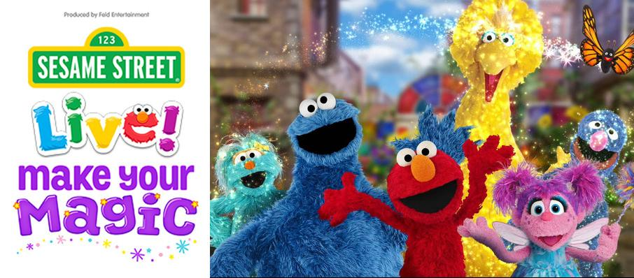 Sesame Street Live - Make Your Magic at Devos Performance Hall
