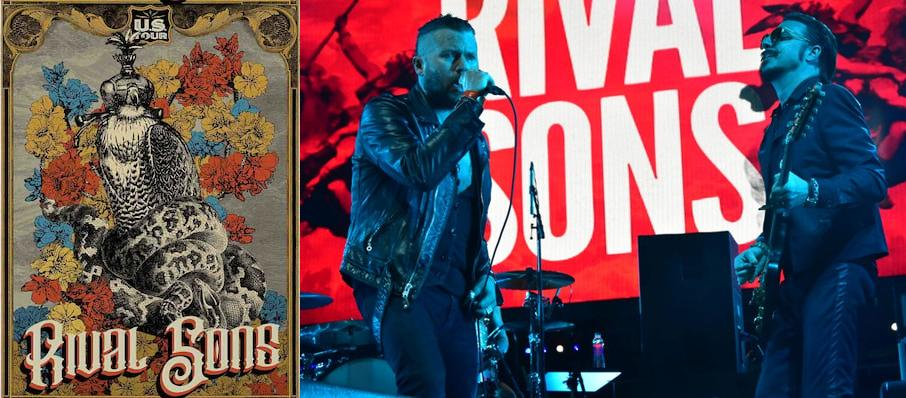 Rival Sons at Intersection