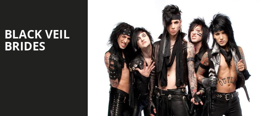 Black Veil Brides, 20 Monroe Live, Grand Rapids