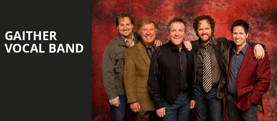 Gaither Vocal Band, Devos Performance Hall, Grand Rapids