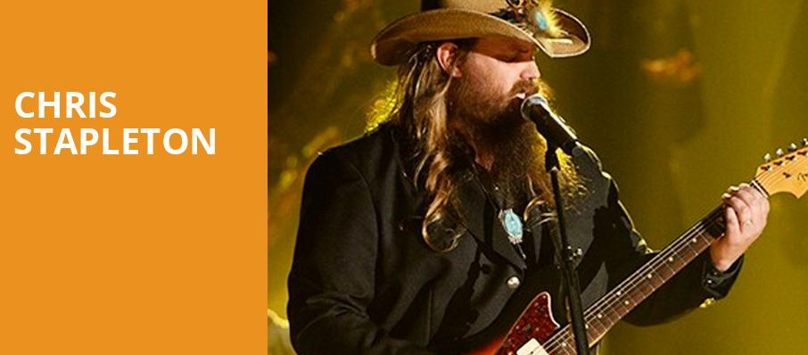 Chris Stapleton, Van Andel Arena, Grand Rapids