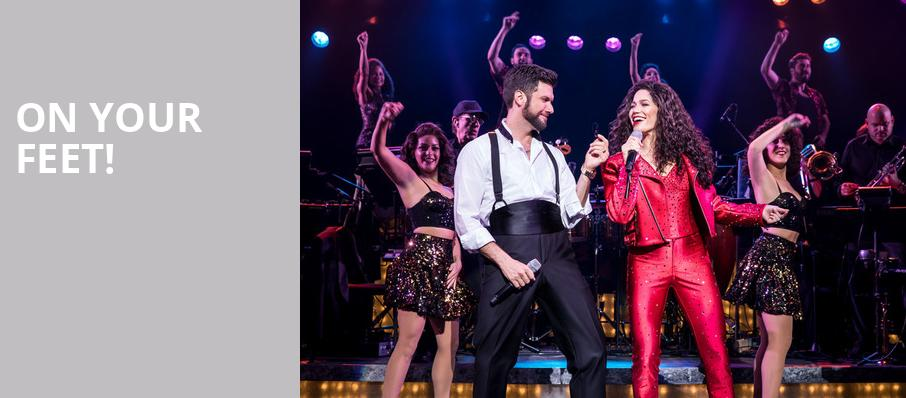 On Your Feet, Devos Performance Hall, Grand Rapids