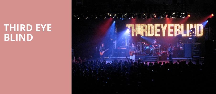 Third Eye Blind, Intersection, Grand Rapids
