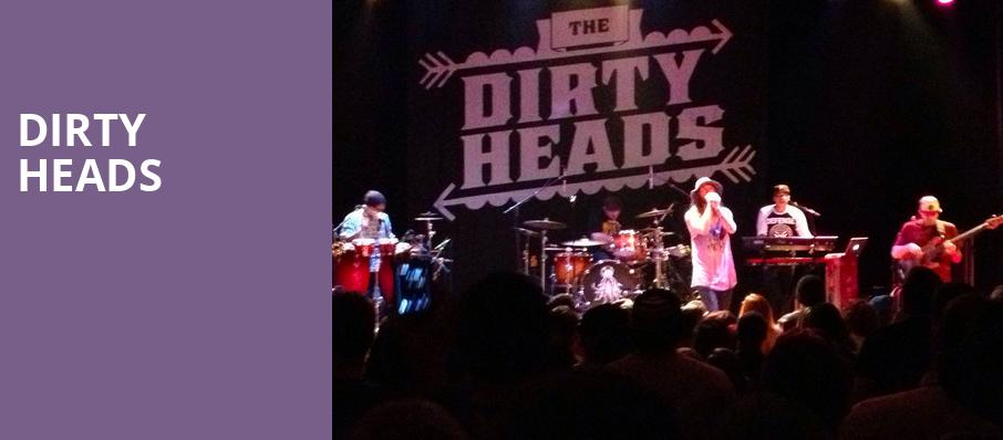 Dirty Heads, 20 Monroe Live, Grand Rapids