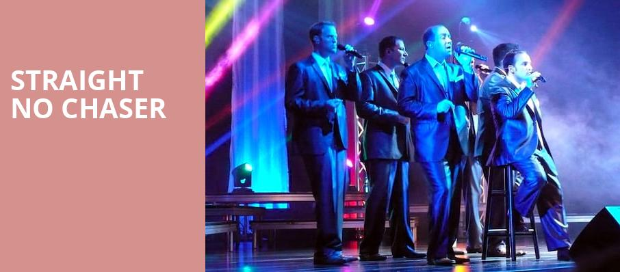 Straight No Chaser, Devos Performance Hall, Grand Rapids