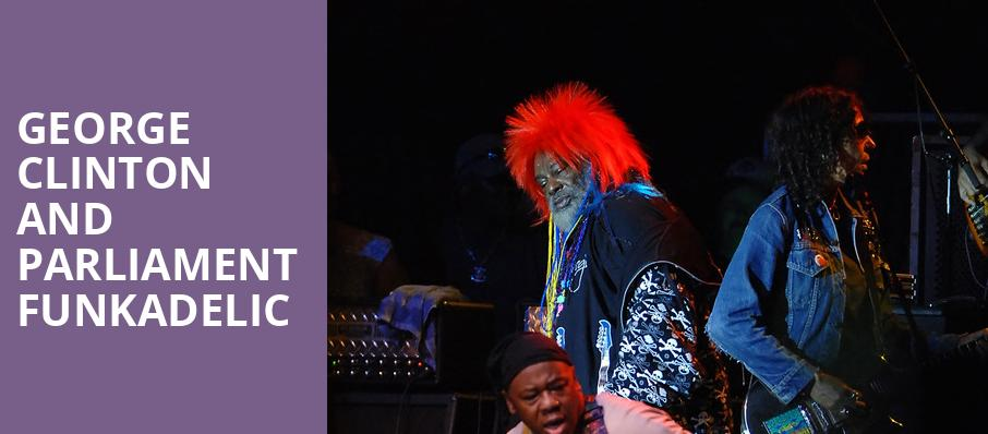 George Clinton and Parliament Funkadelic, 20 Monroe Live, Grand Rapids