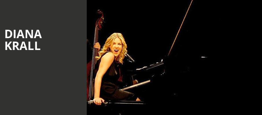 Diana Krall, Devos Performance Hall, Grand Rapids