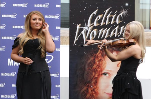 Celtic Woman, Devos Performance Hall, Grand Rapids