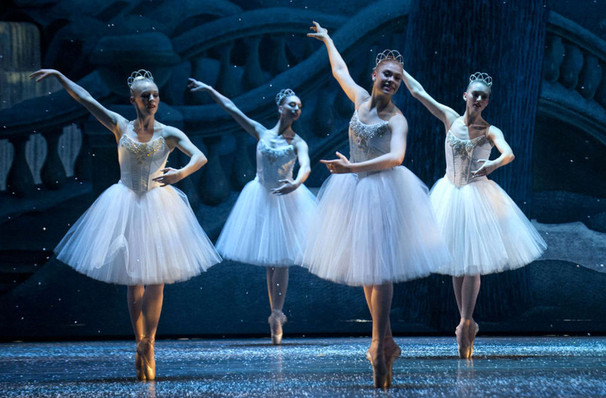 Grand Rapids Ballet: The Nutcracker dates for your diary