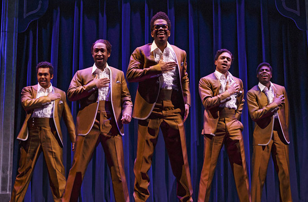 Motown The Musical, Devos Performance Hall, Grand Rapids