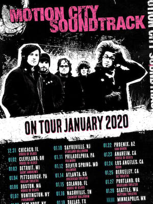 Motion City Soundtrack, Intersection, Grand Rapids